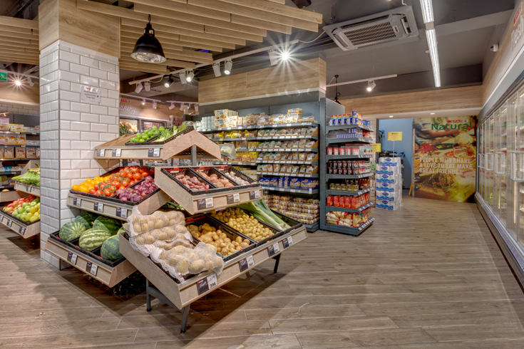 SPAR Sliema Fresh Foods Section